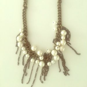 Club Monaco Costume Statement necklace